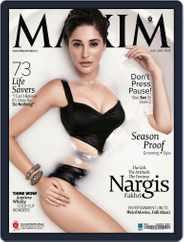 Maxim India (Digital) Subscription July 5th, 2013 Issue