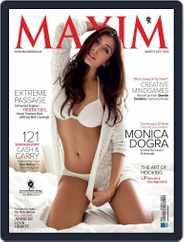 Maxim India (Digital) Subscription March 7th, 2013 Issue