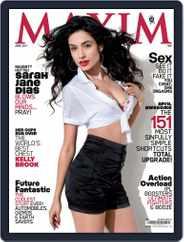 Maxim India (Digital) Subscription April 12th, 2011 Issue