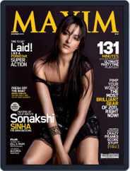 Maxim India (Digital) Subscription December 8th, 2010 Issue