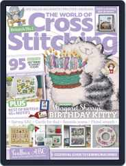 The World of Cross Stitching (Digital) Subscription June 1st, 2020 Issue