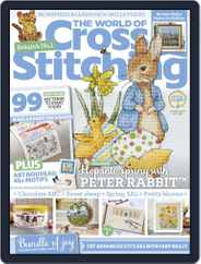 The World of Cross Stitching (Digital) Subscription April 1st, 2020 Issue