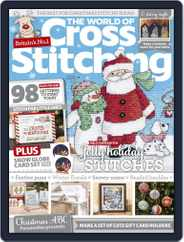 The World of Cross Stitching (Digital) Subscription December 1st, 2019 Issue