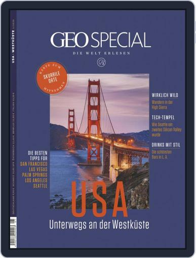 Geo Special (Digital) January 1st, 2020 Issue Cover