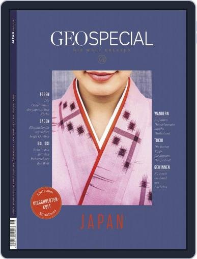 Geo Special (Digital) November 1st, 2019 Issue Cover