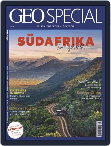 Geo Special (Digital) September 1st, 2019 Issue Cover