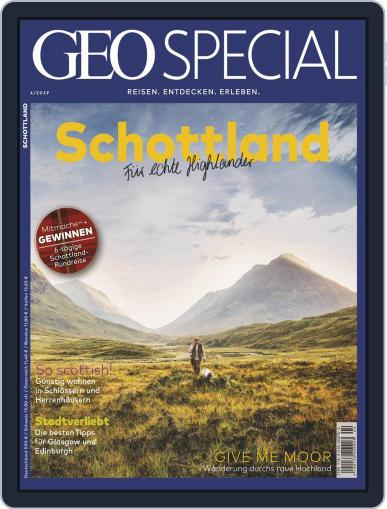 Geo Special (Digital) July 1st, 2019 Issue Cover