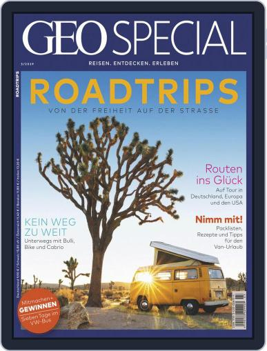 Geo Special (Digital) May 1st, 2019 Issue Cover