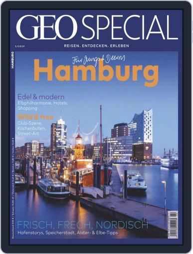 Geo Special (Digital) March 1st, 2019 Issue Cover
