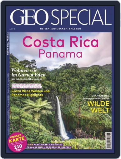 Geo Special (Digital) October 1st, 2018 Issue Cover