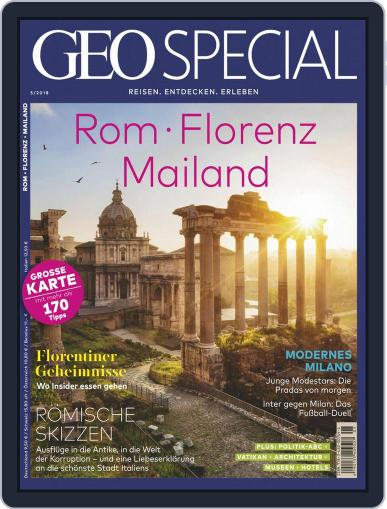 Geo Special (Digital) June 1st, 2018 Issue Cover