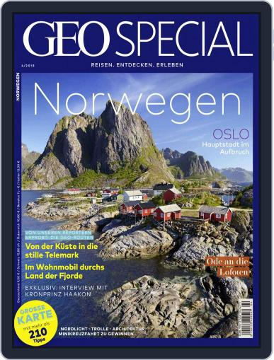 Geo Special (Digital) April 1st, 2018 Issue Cover
