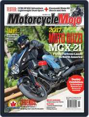 Motorcycle Mojo (Digital) Subscription November 1st, 2016 Issue