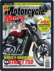 Motorcycle Mojo (Digital) Subscription July 15th, 2014 Issue