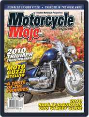 Motorcycle Mojo (Digital) Subscription December 3rd, 2009 Issue