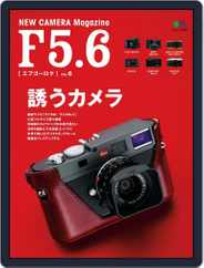 F5.6  [ エフゴーロク ] (Digital) Subscription November 1st, 2012 Issue