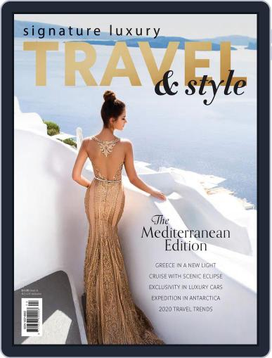 Signature Luxury Travel & Style January 20th, 2020 Digital Back Issue Cover