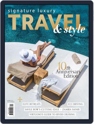 Signature Luxury Travel & Style October 24th, 2019 Digital Back Issue Cover