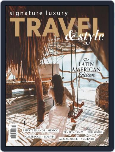 Signature Luxury Travel & Style April 30th, 2019 Digital Back Issue Cover