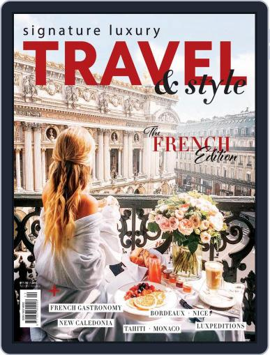 Signature Luxury Travel & Style March 27th, 2019 Digital Back Issue Cover