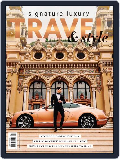 Signature Luxury Travel & Style October 10th, 2018 Digital Back Issue Cover