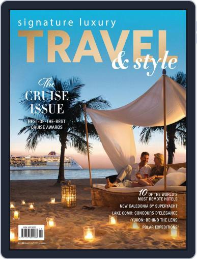 Signature Luxury Travel & Style July 14th, 2018 Digital Back Issue Cover