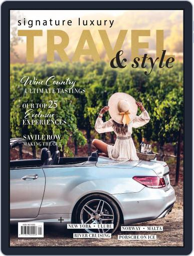 Signature Luxury Travel & Style March 24th, 2018 Digital Back Issue Cover