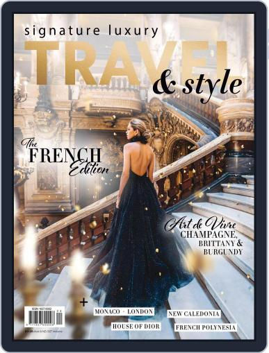 Signature Luxury Travel & Style January 1st, 2018 Digital Back Issue Cover