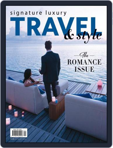 Signature Luxury Travel & Style October 12th, 2017 Digital Back Issue Cover