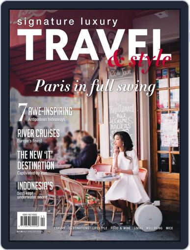 Signature Luxury Travel & Style July 1st, 2016 Digital Back Issue Cover