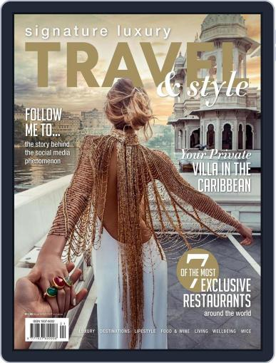 Signature Luxury Travel & Style March 29th, 2016 Digital Back Issue Cover