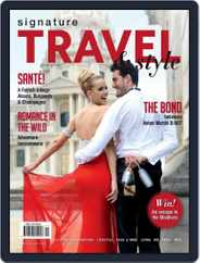 Signature Luxury Travel & Style (Digital) Subscription September 27th, 2015 Issue
