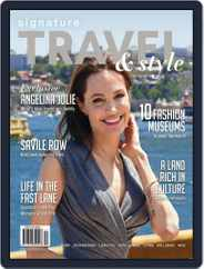 Signature Luxury Travel & Style (Digital) Subscription March 1st, 2015 Issue