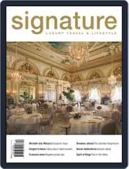 Signature Luxury Travel & Style (Digital) Subscription August 5th, 2014 Issue