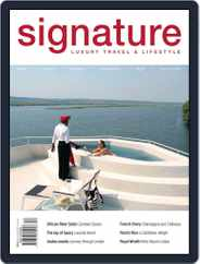 Signature Luxury Travel & Style (Digital) Subscription March 17th, 2014 Issue