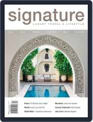 Signature Luxury Travel & Style (Digital) Subscription April 22nd, 2013 Issue