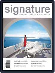Signature Luxury Travel & Style (Digital) Subscription December 6th, 2012 Issue