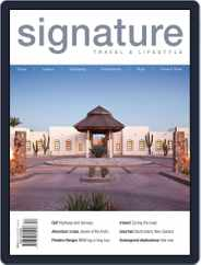 Signature Luxury Travel & Style (Digital) Subscription May 24th, 2012 Issue