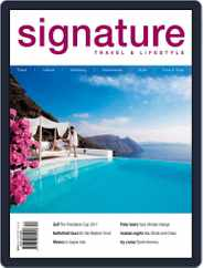 Signature Luxury Travel & Style (Digital) Subscription August 11th, 2011 Issue