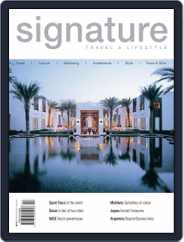 Signature Luxury Travel & Style (Digital) Subscription November 11th, 2010 Issue