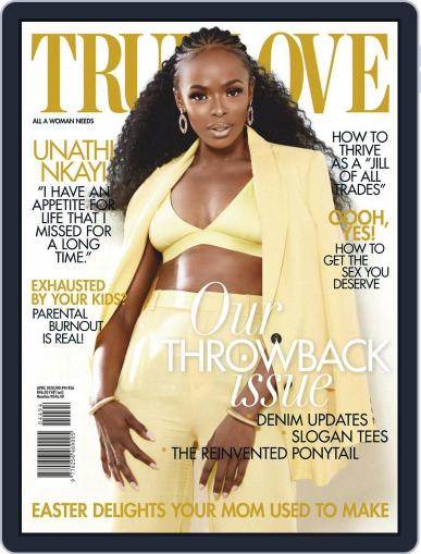True Love (Digital) April 1st, 2020 Issue Cover