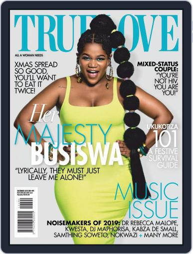 True Love (Digital) December 1st, 2019 Issue Cover