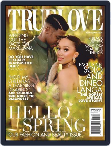 True Love (Digital) September 1st, 2019 Issue Cover