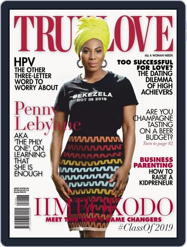 True Love (Digital) August 1st, 2019 Issue Cover