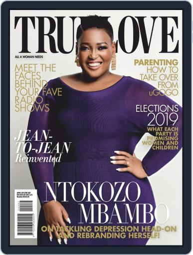 True Love (Digital) April 1st, 2019 Issue Cover