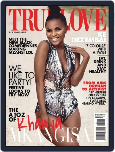 True Love (Digital) December 1st, 2018 Issue Cover