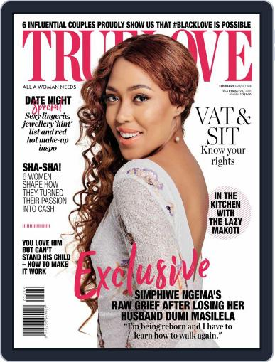 True Love (Digital) February 1st, 2018 Issue Cover