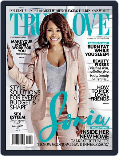 True Love (Digital) August 1st, 2017 Issue Cover