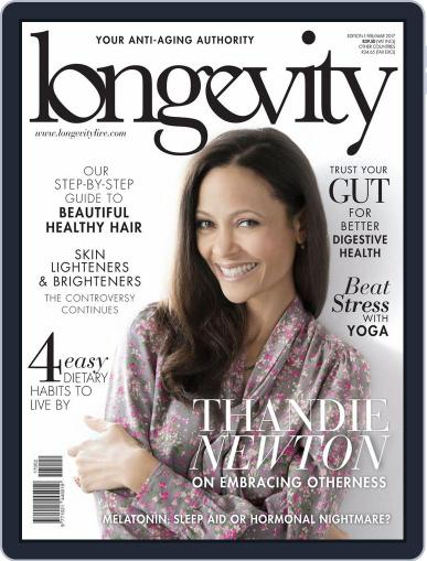 Longevity South Africa (Digital) February 1st, 2017 Issue Cover