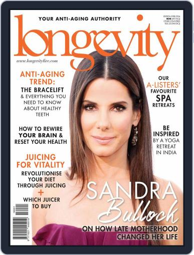 Longevity South Africa January 26th, 2016 Digital Back Issue Cover